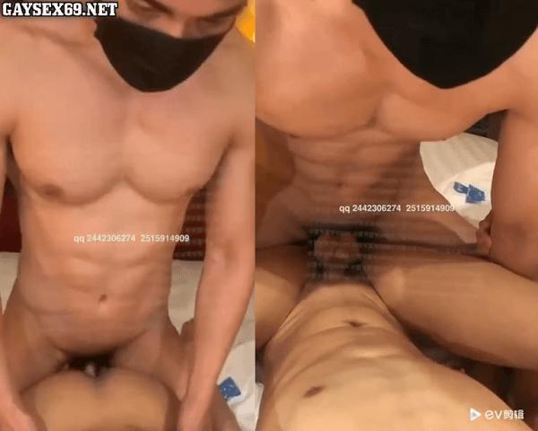 Hot gym make love